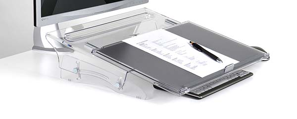 porte documents ergonomique flexdesk 640