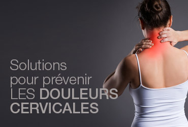 prevention douleurs cervicales