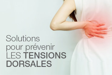 prevention douleurs dorsales